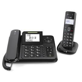 Téléphones fixe et fax