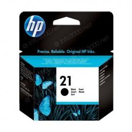 Cartouche d'encre HP 21 Noir