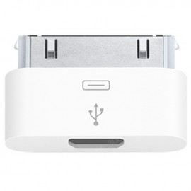 Micro usb to iphone 4 adapter