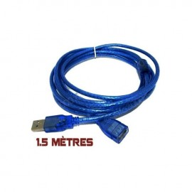 RALLONGE USB 2.0 / 1.5M HD