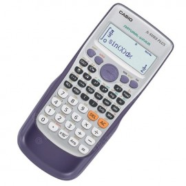CASIO Calculatrice scientifique FX-570 ES PLUS