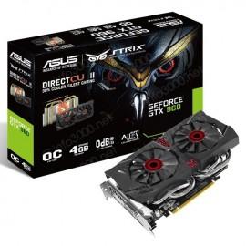 ASUS NVIDIA GTX 960 STRIX / 4GB GDDR5