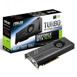 Carte Graphique ASUS GeForce GTX 1070 - TURBO 8GO