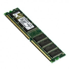 Barrette mémoire Kingston 1GB DDR2-pc2 3200(400Mhz)
