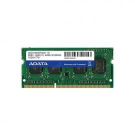 Barrette mémoire adata 2g 1333 pc portable