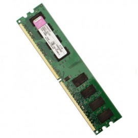 Barrette Mémoire Kingston 2 Go DDR2 800 Mhz