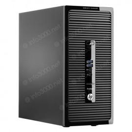 Pc de bureau HP ProDesk 400 G3 I5 6é Gén 4Go 500Go