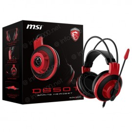 Micro Casque Gamer MSI DS501