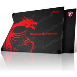 Tapis de Souris Gaming MSI Thunder Storm