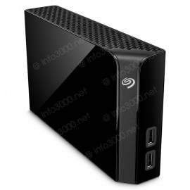 Disque Dur Externe SEAGATE Backup Plus Hub 6 To - USB 3.0