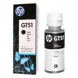Bouteille D'encre Original HP GT51 BLACK